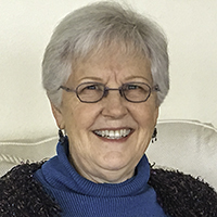 Peggy Garber, Treasurer